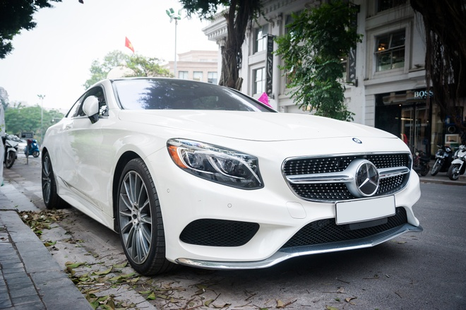 Mercedes-Benz S550 4MATIC Coupe doc nhat Viet Nam hinh anh
