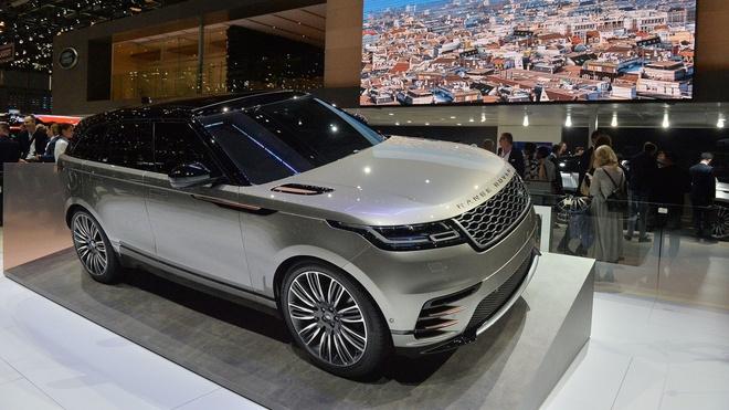 SUV hang sang Range Rover Velar gia hon 100.000 USD hinh anh