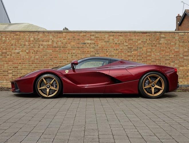 Sieu xe Ferrari LaFerrari cu rao ban gia 3,4 trieu USD hinh anh 2
