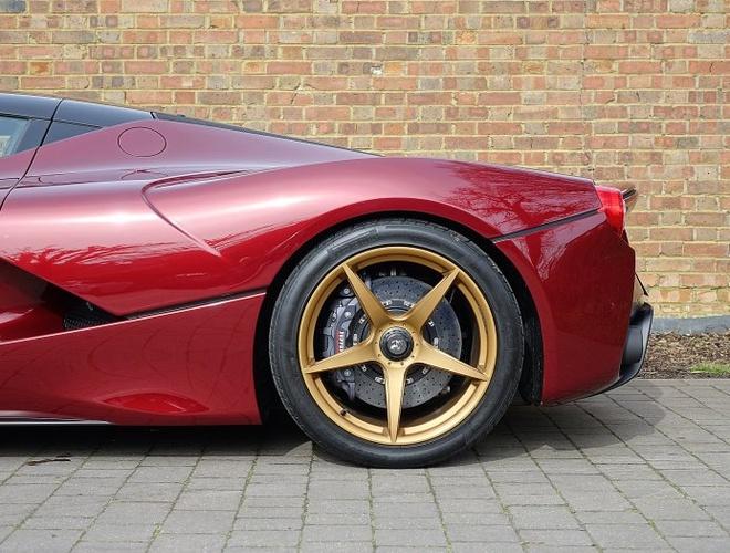 Sieu xe Ferrari LaFerrari cu rao ban gia 3,4 trieu USD hinh anh 3