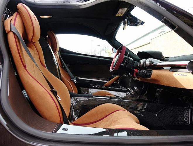 Sieu xe Ferrari LaFerrari cu rao ban gia 3,4 trieu USD hinh anh 5