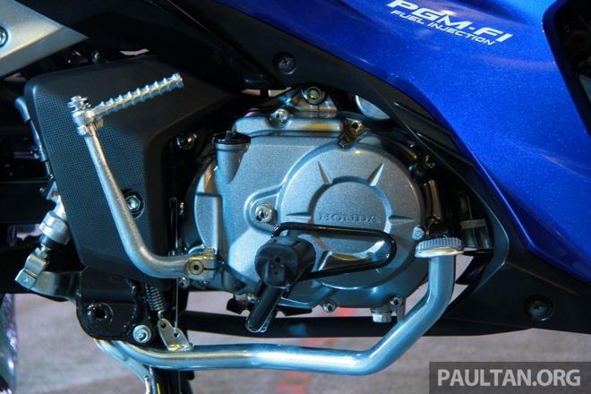 Honda Wave Dash Fi 2017 gia hon 1.300 USD hinh anh 4