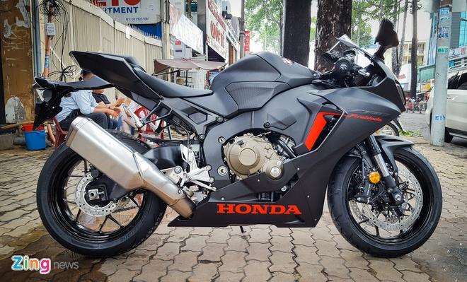 Honda CBR1000RR 2017 tai Viet Nam anh 1