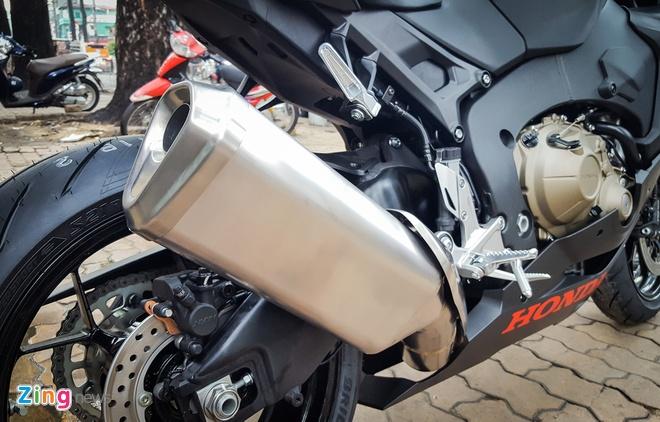 Honda CBR1000RR 2017 tai Viet Nam anh 5