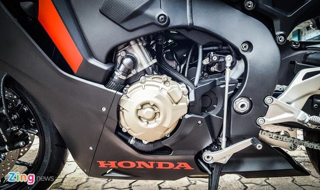 Honda CBR1000RR 2017 tai Viet Nam anh 7