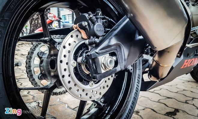 Honda CBR1000RR 2017 tai Viet Nam anh 6