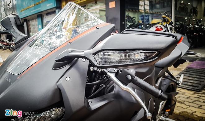 Honda CBR1000RR 2017 tai Viet Nam anh 3