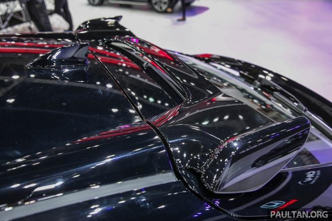 Honda Civic Hatchback 2017 Modulo anh 6