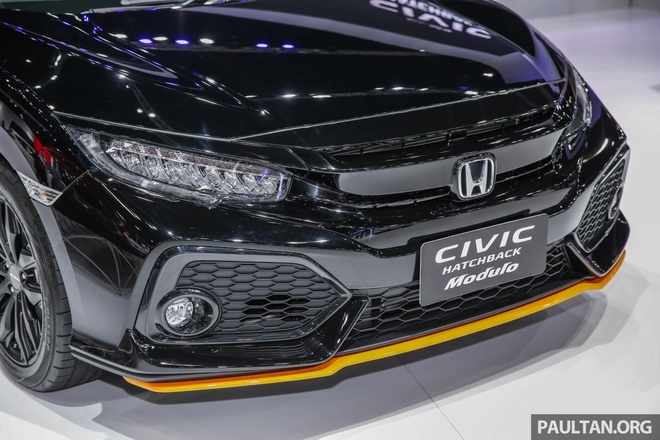 Honda Civic Hatchback 2017 Modulo anh 8