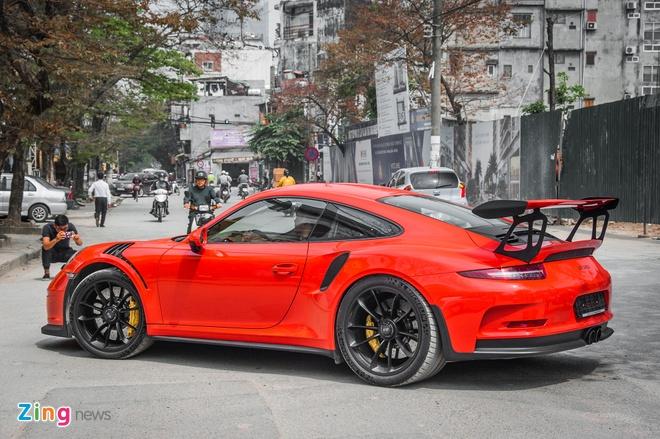 Porsche 911 GT3 RS doc nhat Viet Nam anh 4