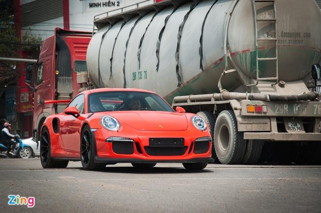 Porsche 911 GT3 RS doc nhat Viet Nam anh 2