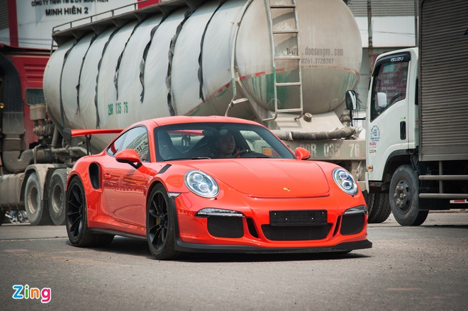 Porsche 911 GT3 RS doc nhat Viet Nam anh 6