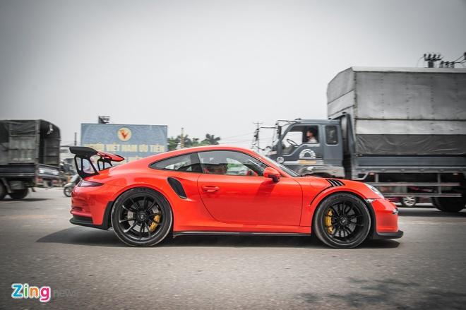 Porsche 911 GT3 RS doc nhat Viet Nam anh 3
