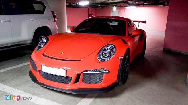 Porsche 911 GT3 RS doc nhat Viet Nam anh 1