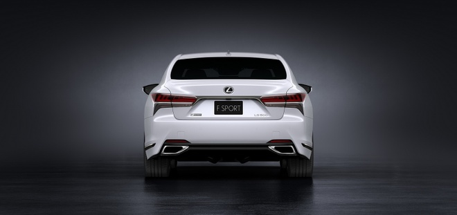 Lexus LS 500 F Sport trinh lang tai trien lam xe New York hinh anh 6