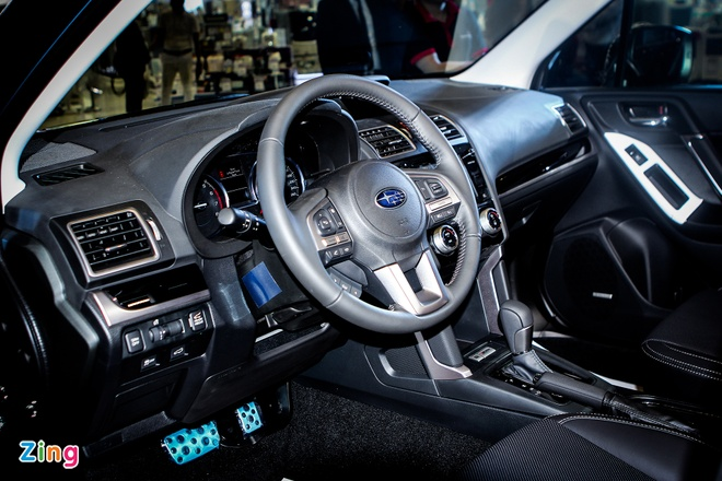 Subaru Forester 2017 gia tu 1,4 ty tai Viet Nam hinh anh 2