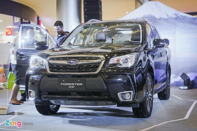 Subaru Forester 2017 gia tu 1,4 ty tai Viet Nam hinh anh 1