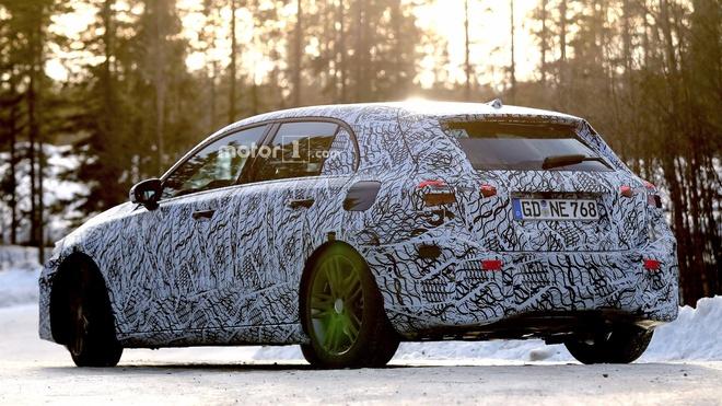 Mercedes-AMG A45 the he moi co cong suat tren 400 ma luc hinh anh 4