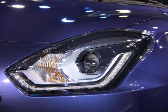 Chi tiet Suzuki Swift Sedan 2017 vua ra mat hinh anh 3