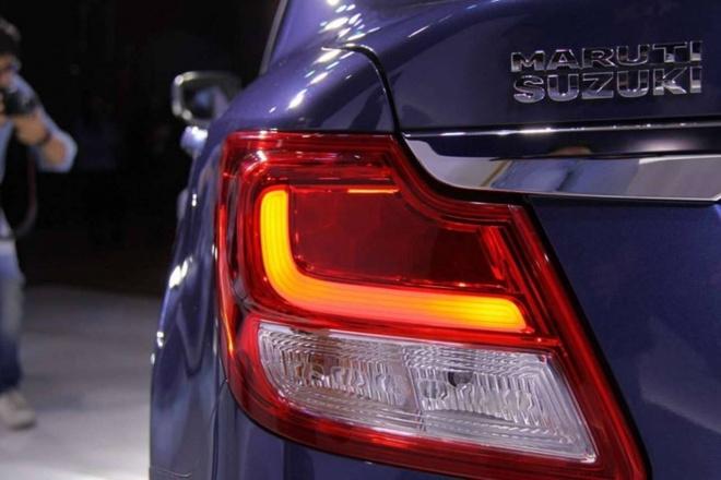 Chi tiet Suzuki Swift Sedan 2017 vua ra mat hinh anh 6