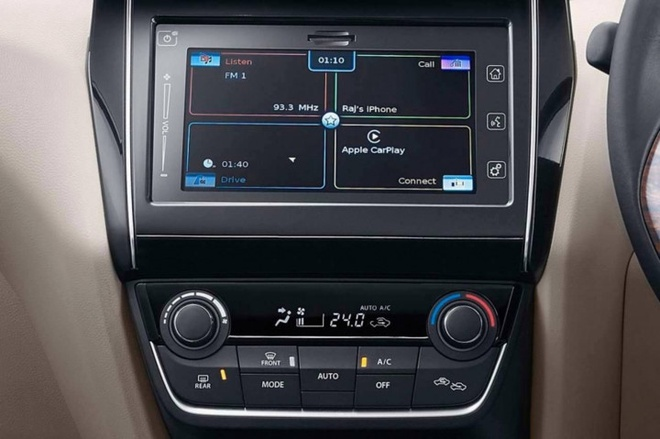 Chi tiet Suzuki Swift Sedan 2017 vua ra mat hinh anh 10