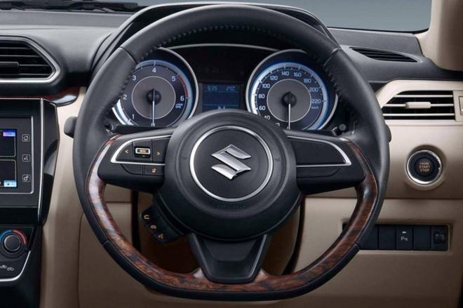 Chi tiet Suzuki Swift Sedan 2017 vua ra mat hinh anh 11