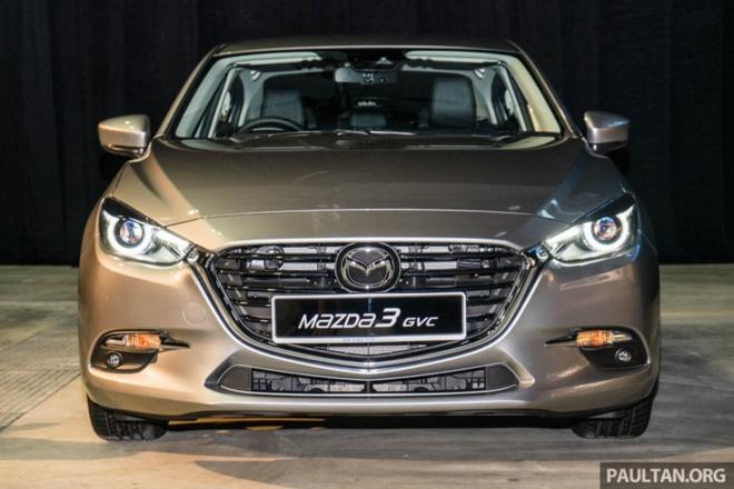 Mazda3 GVC ra mat anh 2