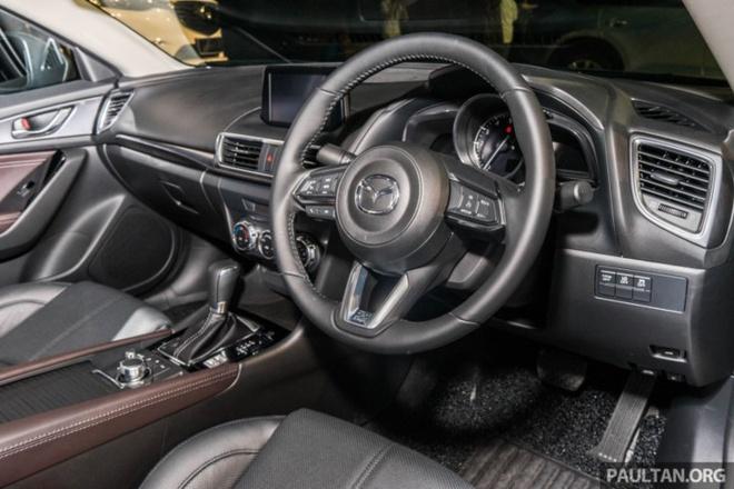 Mazda 3 GVC vua ra gia tu 580 trieu dong tai Malaysia hinh anh 6