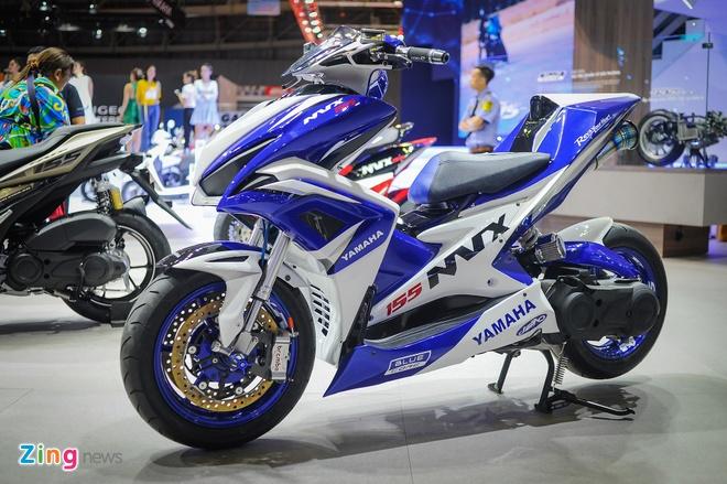 Yamaha NVX do boi tho Philippines tai Viet Nam hinh anh 1