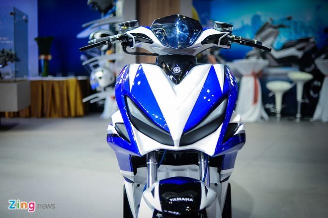 Yamaha NVX do boi tho Philippines tai Viet Nam hinh anh 4