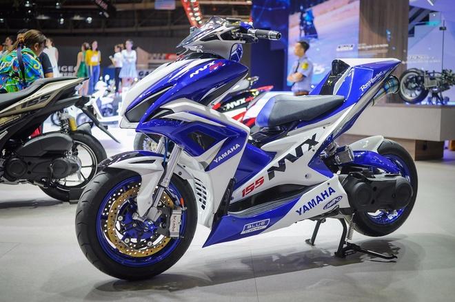 Yamaha NVX do boi tho Philippines tai Viet Nam hinh anh