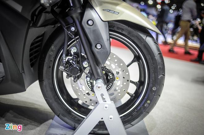Yamaha NVX ban dac biet thay giam xoc anh 4