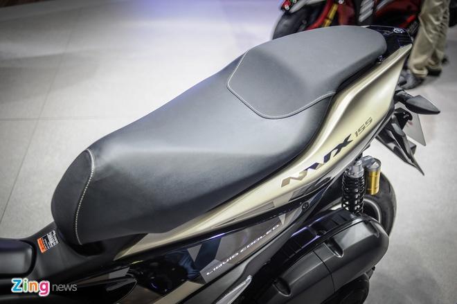 Yamaha NVX 155 ban gioi han ban ra thang 7 hinh anh 5