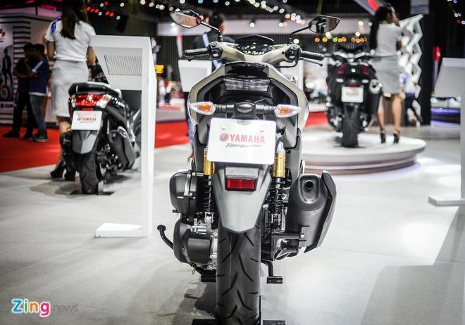 Yamaha NVX ban dac biet thay giam xoc anh 3