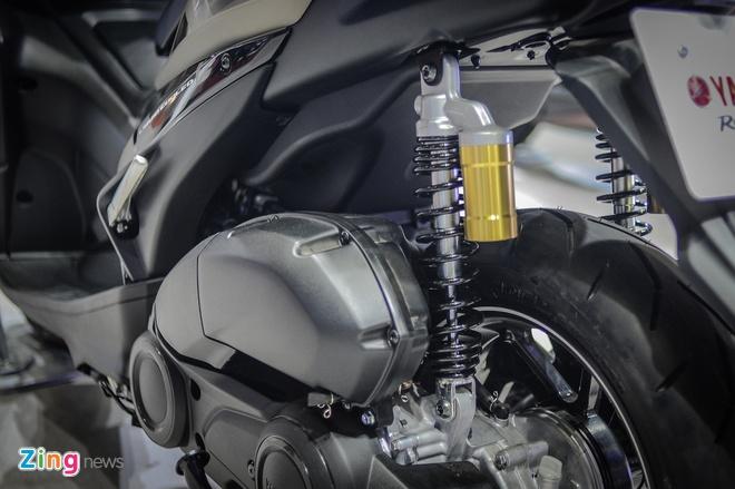 Yamaha NVX ban dac biet thay giam xoc anh 6