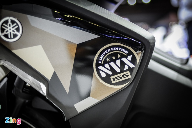 Yamaha NVX ban dac biet thay giam xoc anh 7