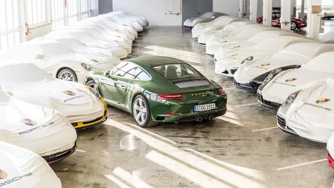 Porsche xuat xuong chiec 911 thu mot trieu hinh anh 2