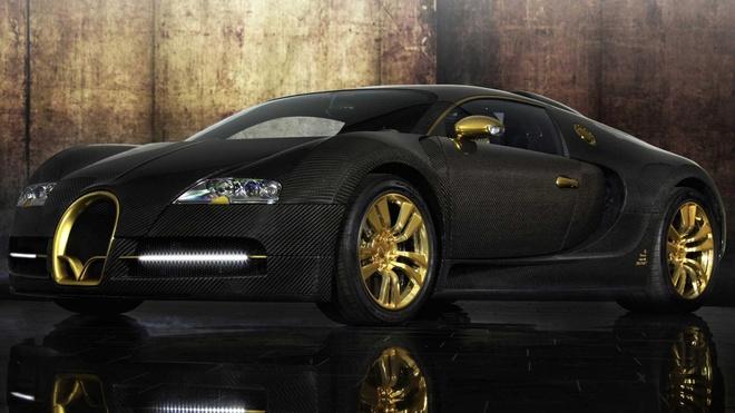Sieu xe Bugatti Veyron do doc nhat vo nhi cua Mansory hinh anh 1