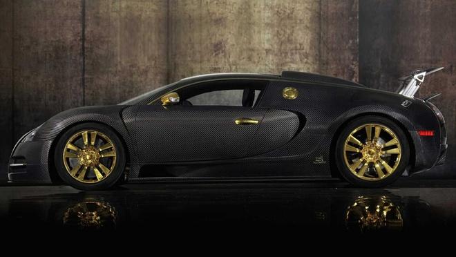 Sieu xe Bugatti Veyron do doc nhat vo nhi cua Mansory hinh anh 2