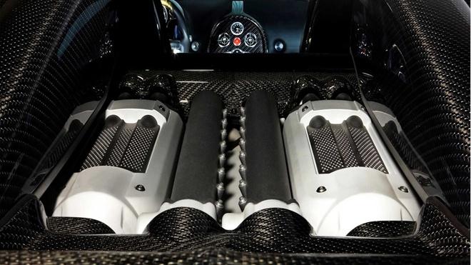 Sieu xe Bugatti Veyron do doc nhat vo nhi cua Mansory hinh anh 7