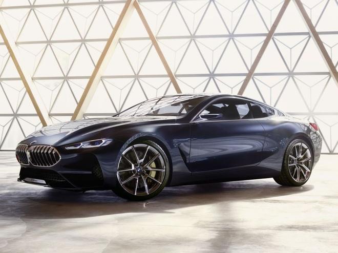 BMW 8-Series concept lan dau lo dien hinh anh