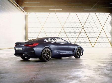 BMW 8-Series concept lan dau lo dien hinh anh 2