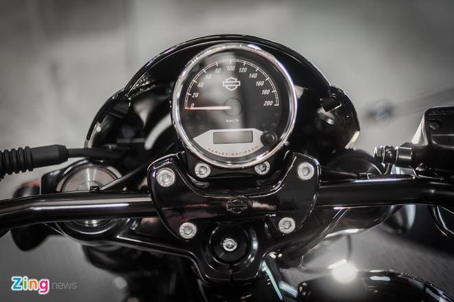 Moto Harley-Davidson 750 phan khoi, gia hon 400 trieu tai Ha Noi hinh anh 5