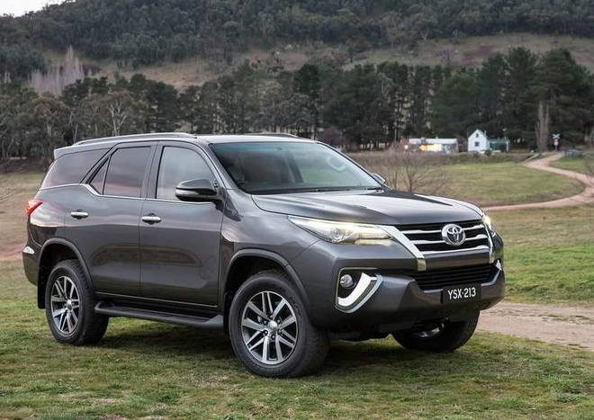 Ngoai Viet Nam, con nuoc nao chuong Toyota Fortuner? hinh anh