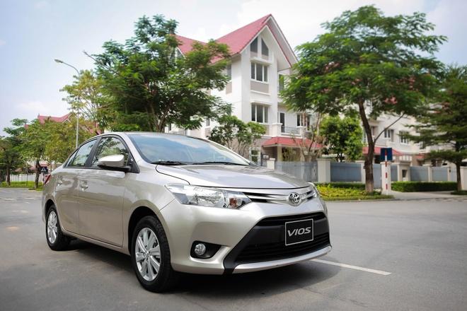 Toyota Vios hut khach hang Dong Nam A hinh anh