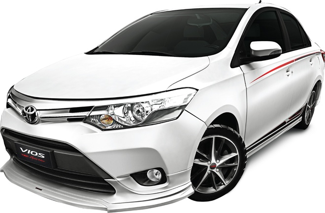 Toyota Vios them phien ban moi tai Viet Nam, gia 644 trieu dong hinh anh 1