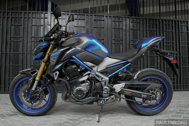 Kawasaki Z900 ABS ban dac biet ra mat tai Malaysia hinh anh