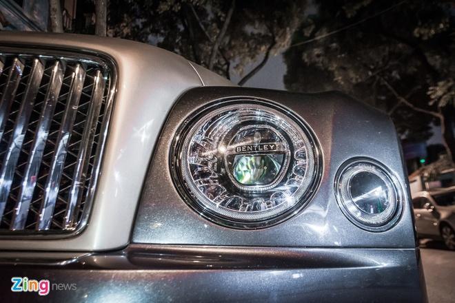 Sedan sieu sang Bentley Mulsanne EWB 2017 dau tien tai HN hinh anh 5