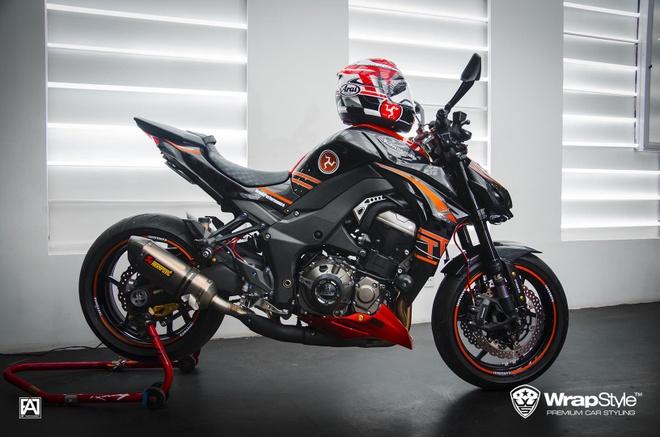 Kawasaki Z1000 do tem cam ca tinh hinh anh 1