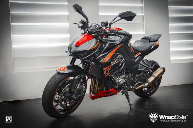 Kawasaki Z1000 do tem cam ca tinh hinh anh 2